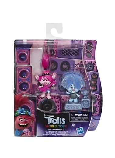 Hasbro Trolls World Tour ıkili Set E7955-E8581 Renkli